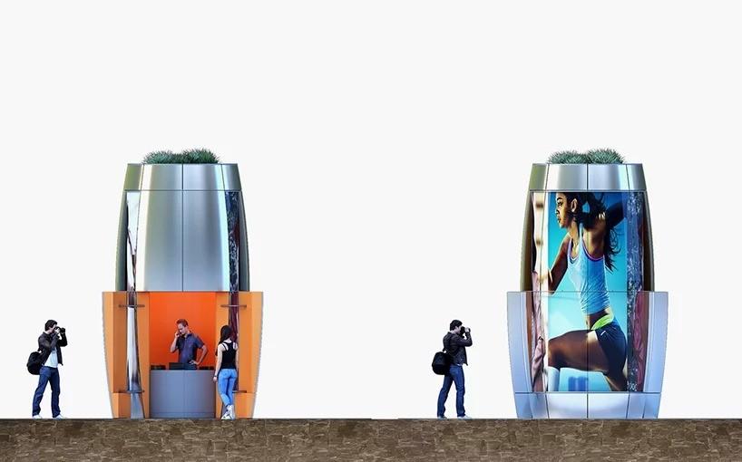 Эти общественные туалеты, похожие на космические корабли, приземлятся на улицах Сан-Франциско