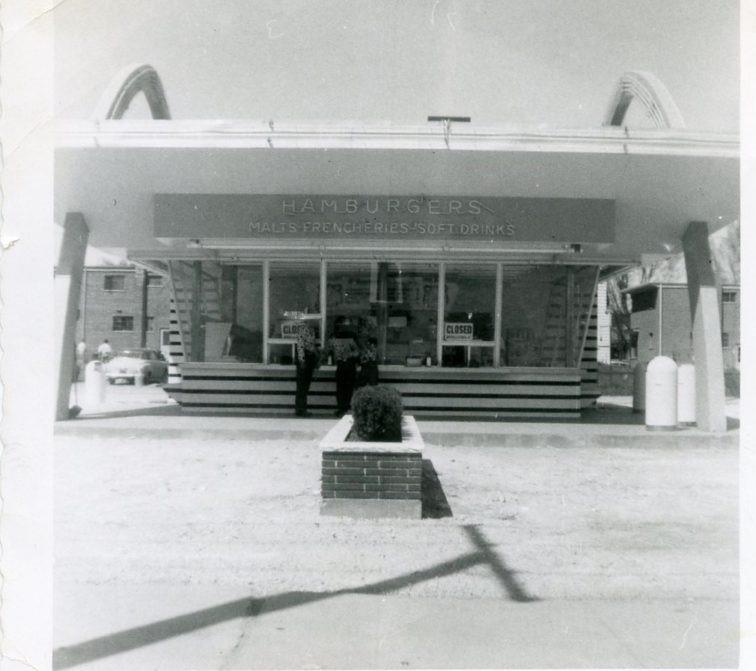 Вот как выглядел первый McDonald's в 1948 году