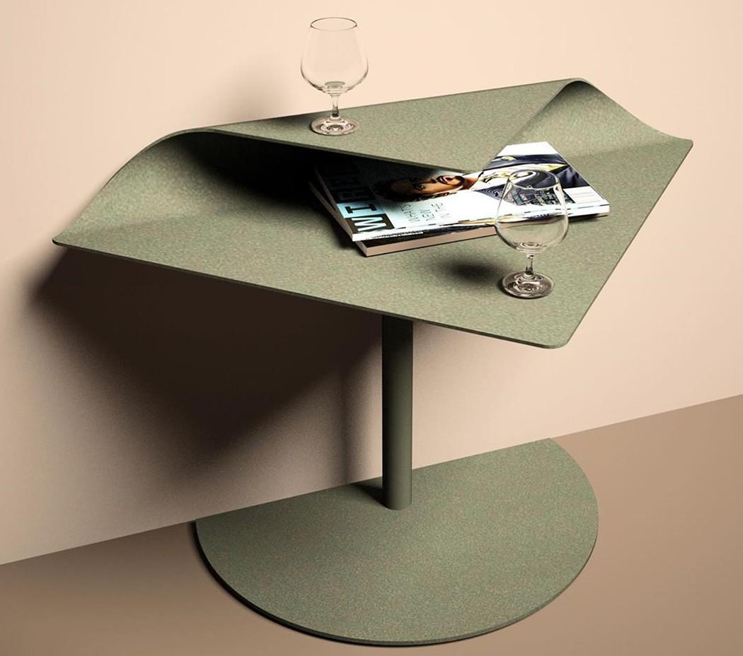 Стол HOKU – многофункционально, компактно и эстетично!