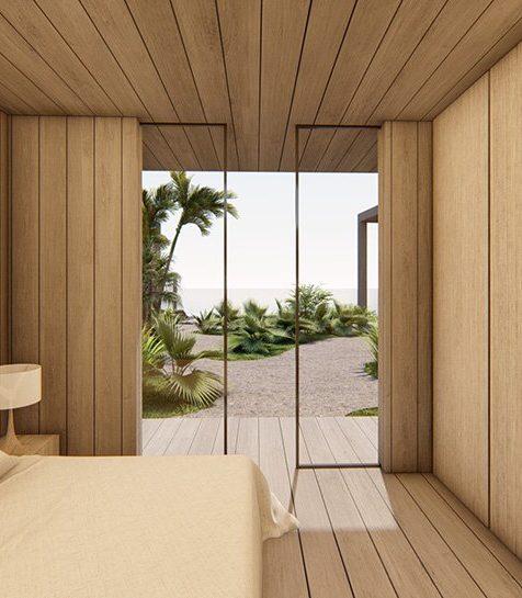 Это место на Багамах предназначено для того, чтобы отключиться от реальности