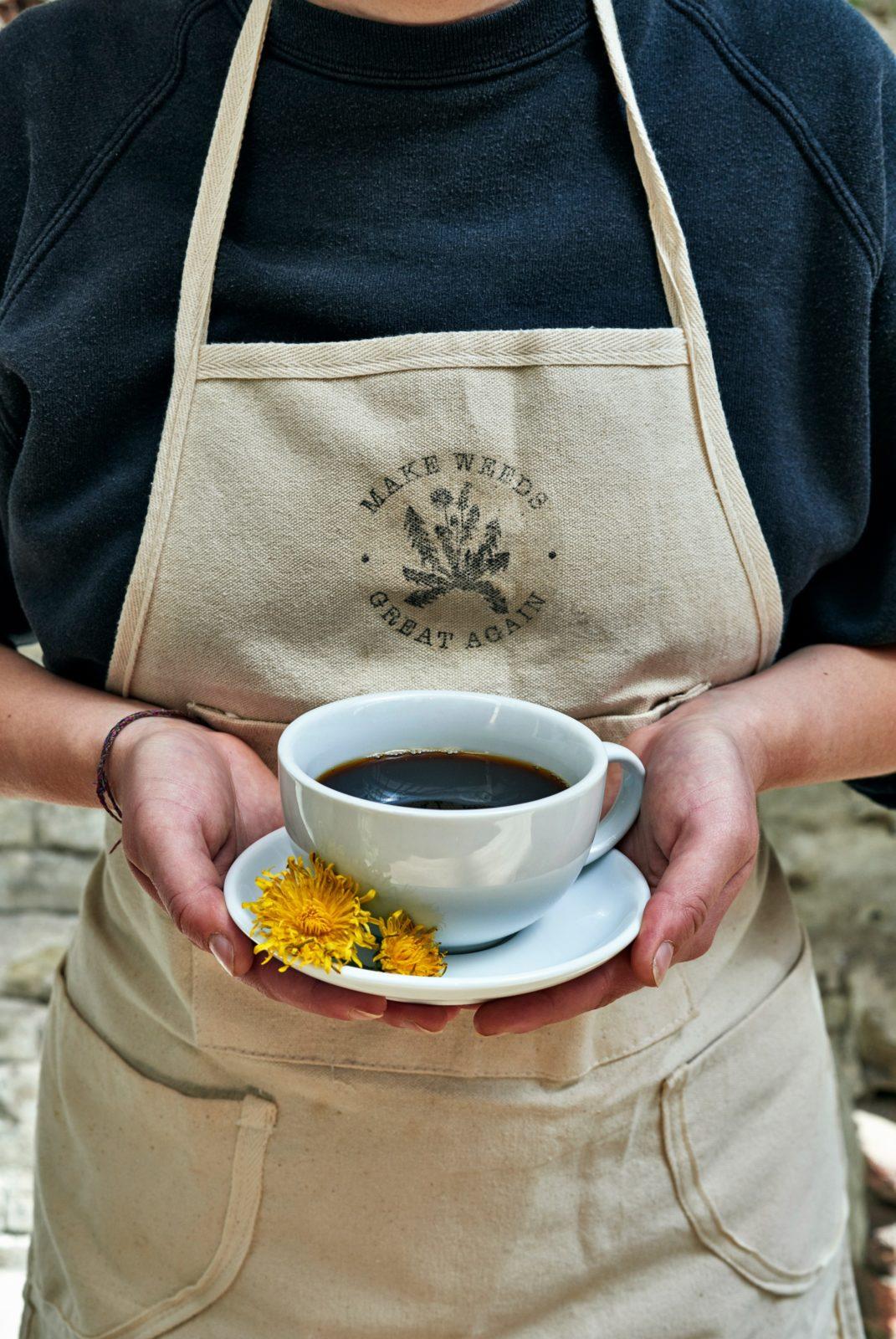 Студентка из Central Saint Martins предлагает экологическую альтернативу кофейным зернам!