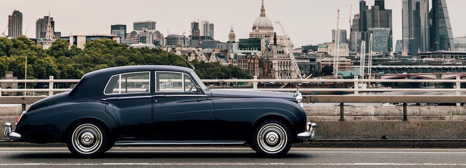 Британский стартап LUNAZ электрифицирует роскошные ретро автомобили