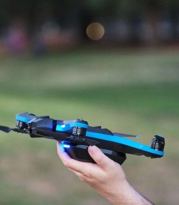 Дрон Skydio 2 – боевик, о котором вы всегда мечтали!