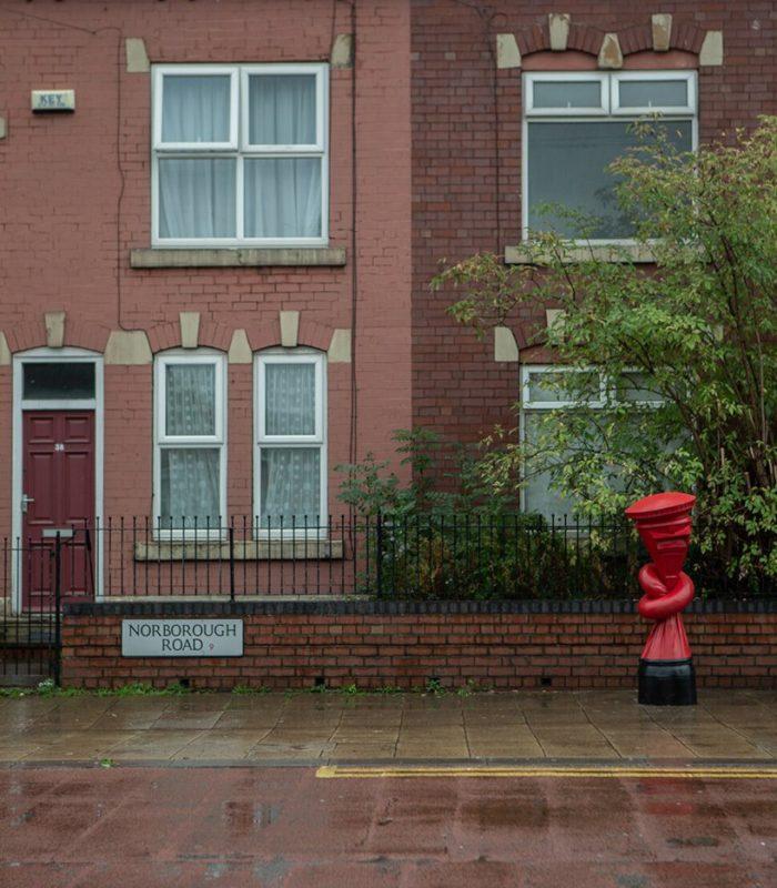 Необычные почтовые ящики появились на улицах Великобритании