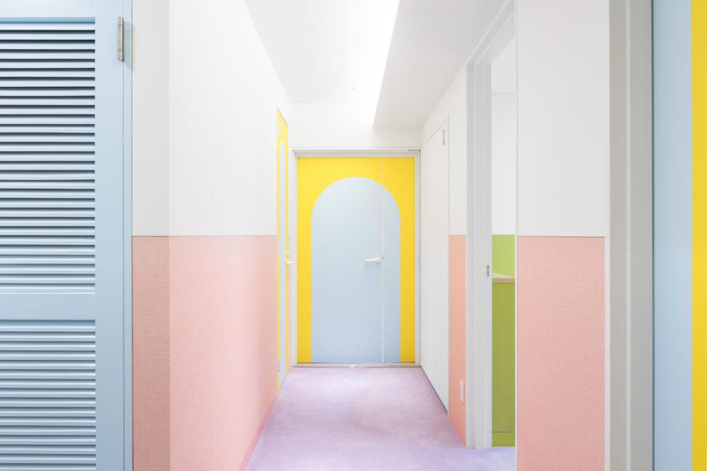 Квартира в пастельных тонах. Вот как они живут в Токио!