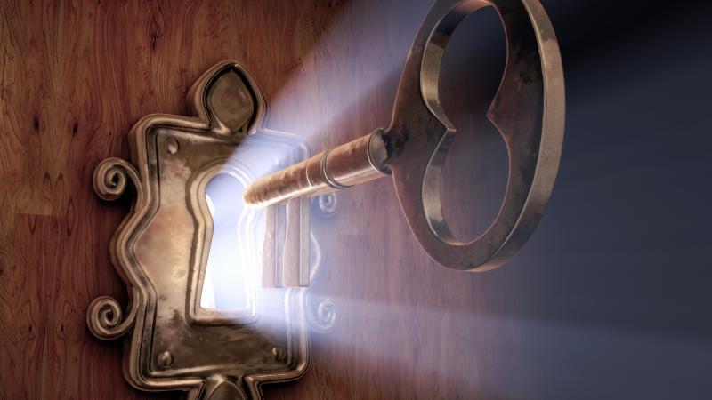 Какую тайну хранила эта загадочная дверь на протяжении многих лет…