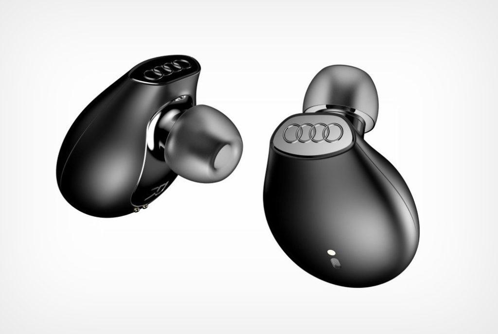 Они это создали! Беспроводные наушники от Audi – для настоящих автолюбителей!