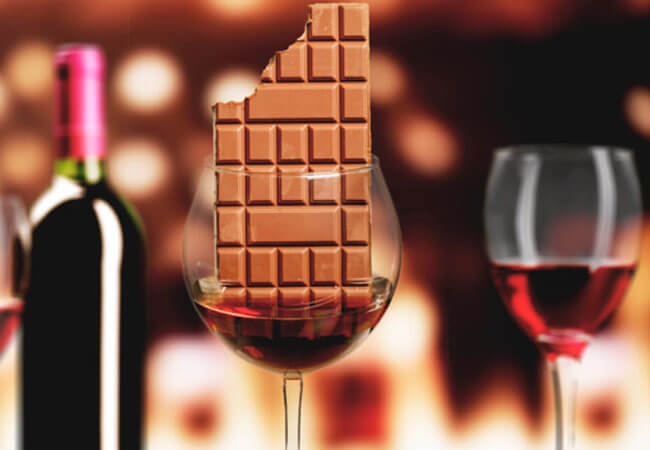 Шоколадное вино «Rubis»: на вкус как «Рождество в бокале»!