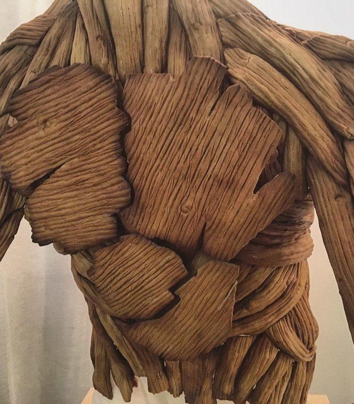 Кондитер из Норвегии сделала гигантскую скульптуру из пряников