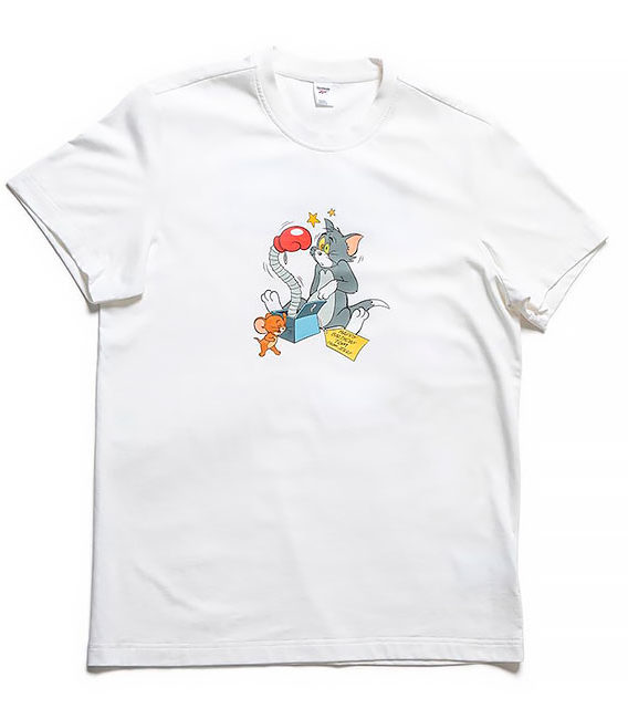 Reebok представила новую коллекцию Tom & Jerry