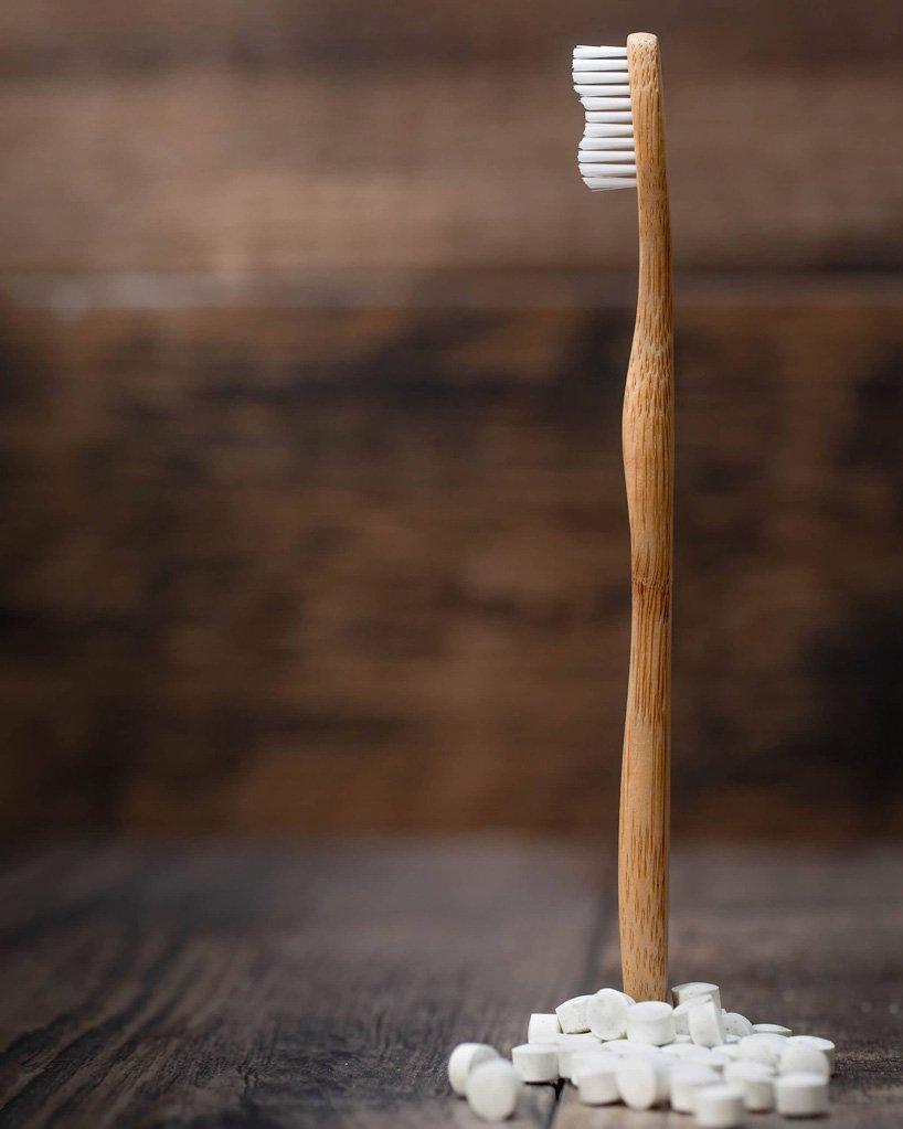 Зубная паста в таблетках. Экологическая альтернатива пасте в тюбике!