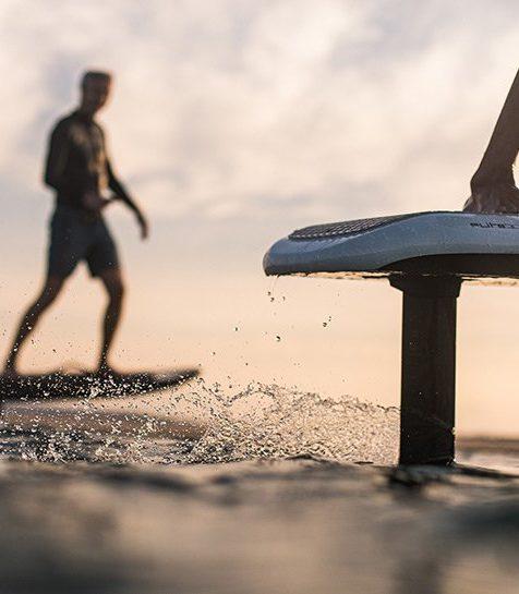Fliteboard - будущее сёрф-культуры