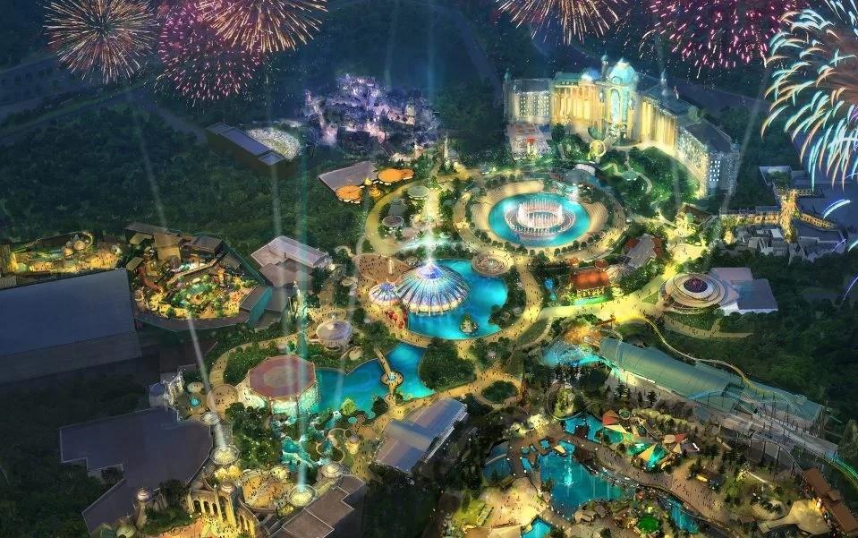 В Японии откроется парк развлечений на основе игры Super Mario, где вам необходимо будет пройти уровни, чтобы спасти принцессу!