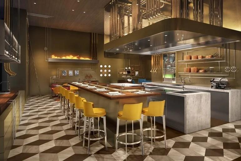 Louis Vuitton открывает свой первый ресторан