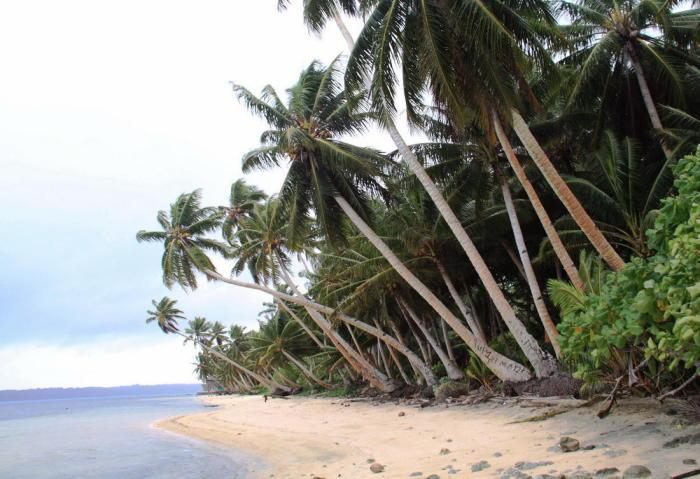 Необычные деньги: на этом крошечном острове самая большая и тяжелая валюта в мире