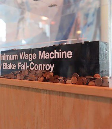 Этот аппарат позволит Вам получать минимальную заработную плату!