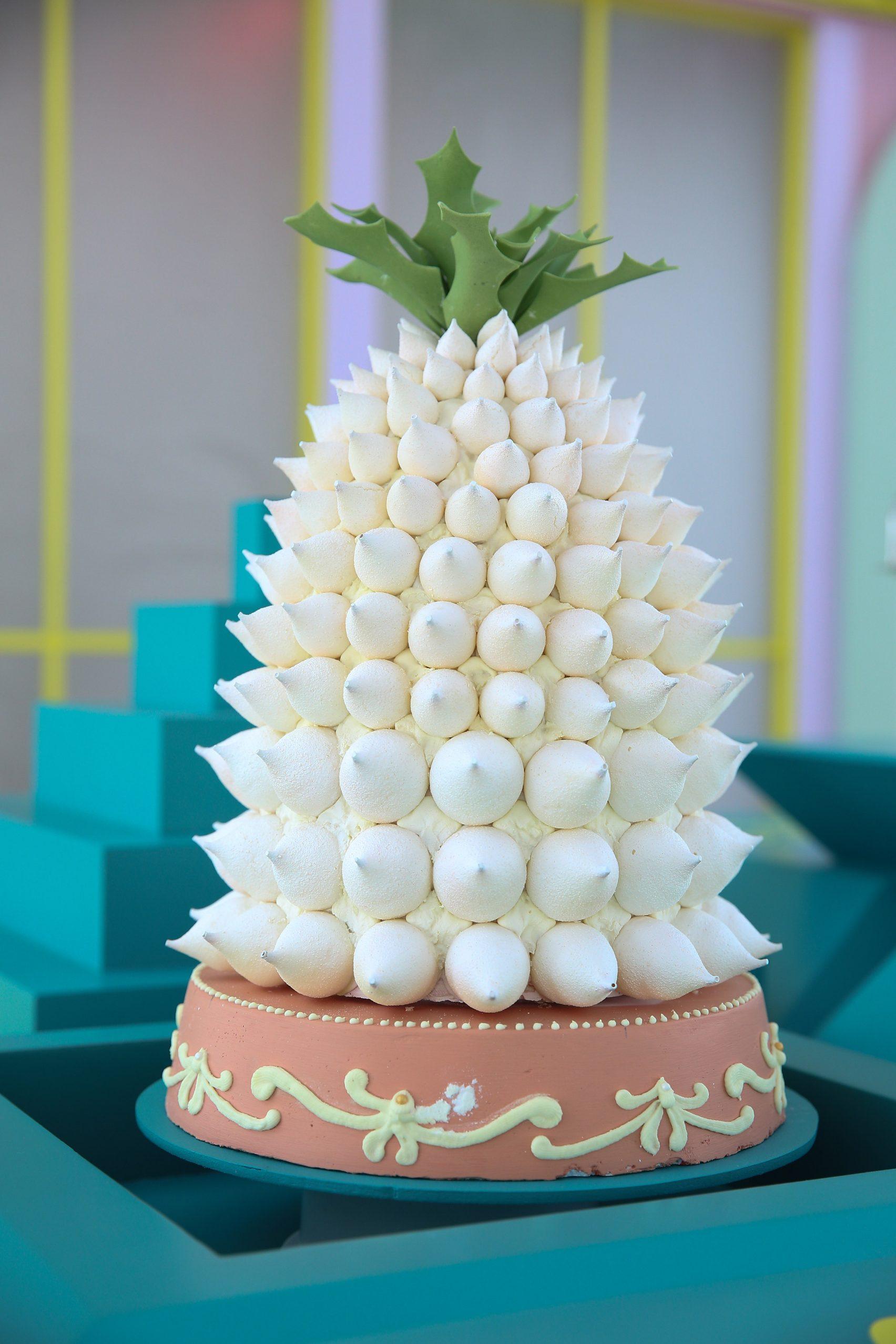 Это самый легкий десерт в мире! Он весит всего 1 грамм!