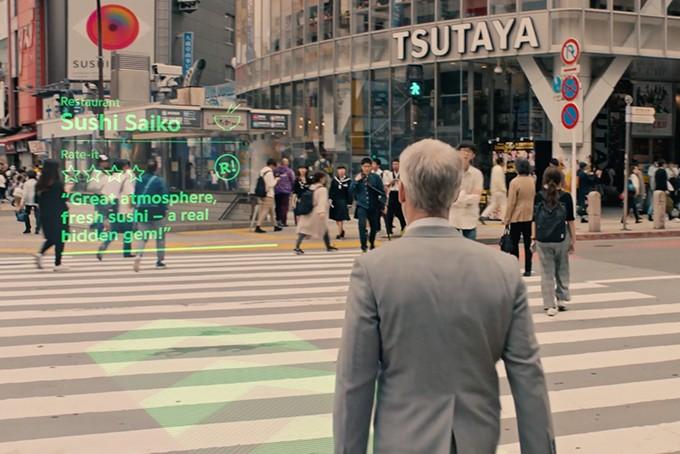 Первые в мире контактные линзы с поддержкой GPS обеспечат ваши глаза суперспособностями!