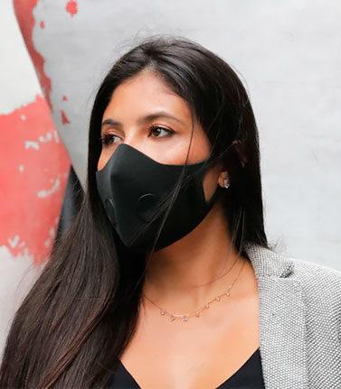 Противовирусная маска нового поколения: фильтрация с растительными экстрактами… Блокирует более 97% PM2,5