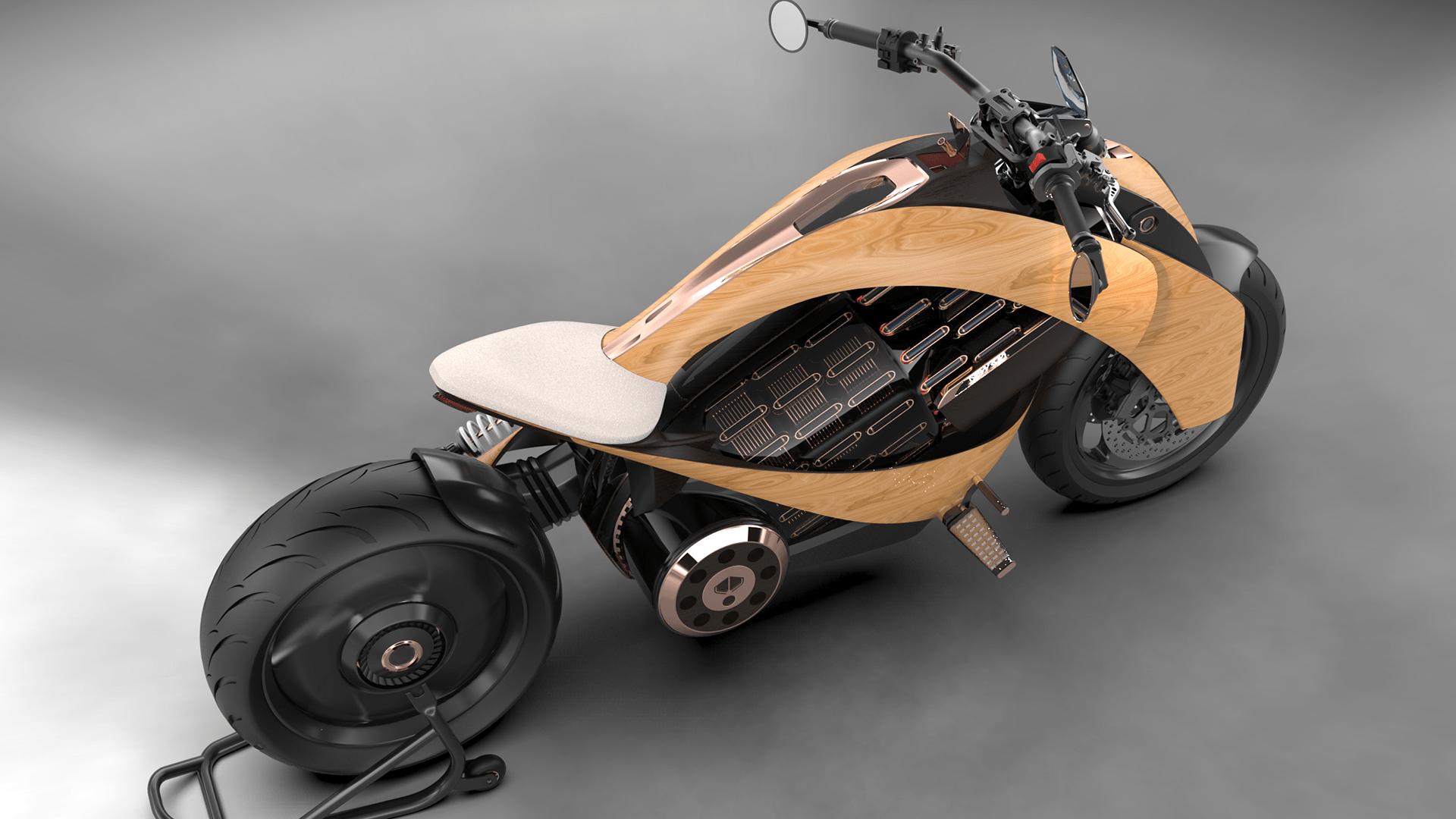 Этот электрический мотоцикл стоит ваших заработанных денег! Байков всего 12!
