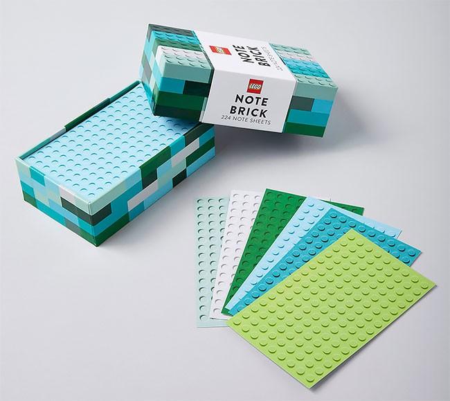 Блокнот LEGO для ваших заметок