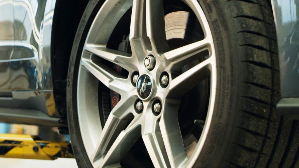 Ford разрабатывает голосовую «противоугонку» для автомобильных колес