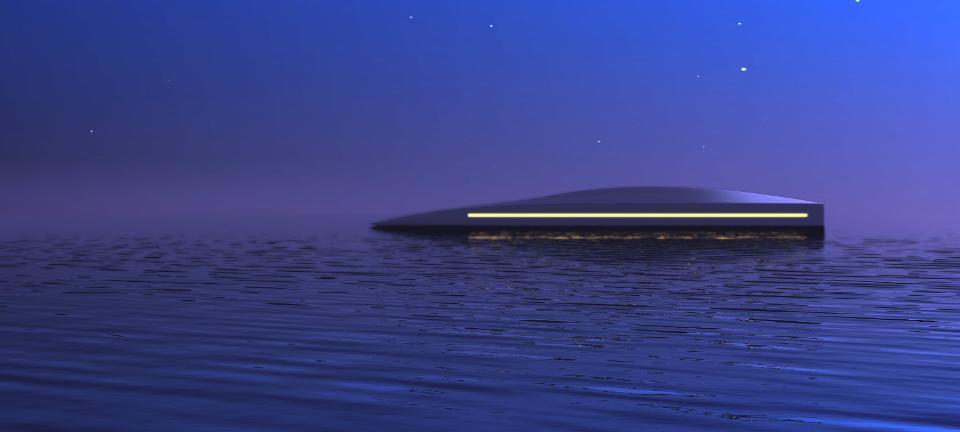 Эксклюзив: фантастический морфинг суперяхты от знаменитого дизайнера Тьерри Гогейна