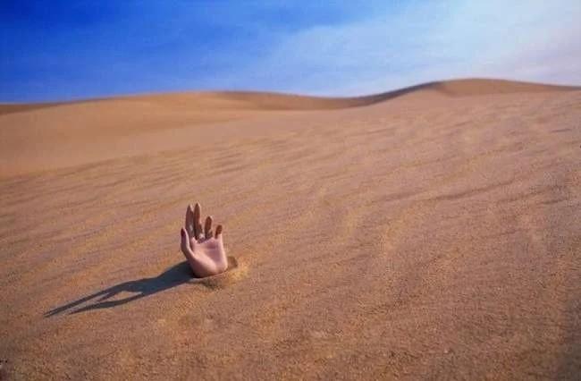 Действительно ли зыбучие пески настолько сильны, чтобы поглотить вас целиком?