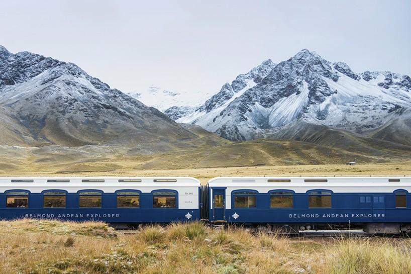 Первый поезд премиум-класса в Южной Америке имеет роскошные люксы, смотровую площадку и рояль
