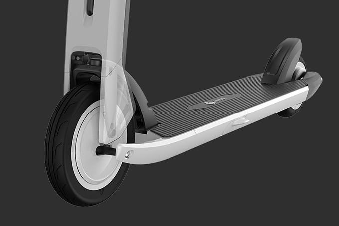 Ninebot KickScooter Air T15 - идеальный складной электрический самокат