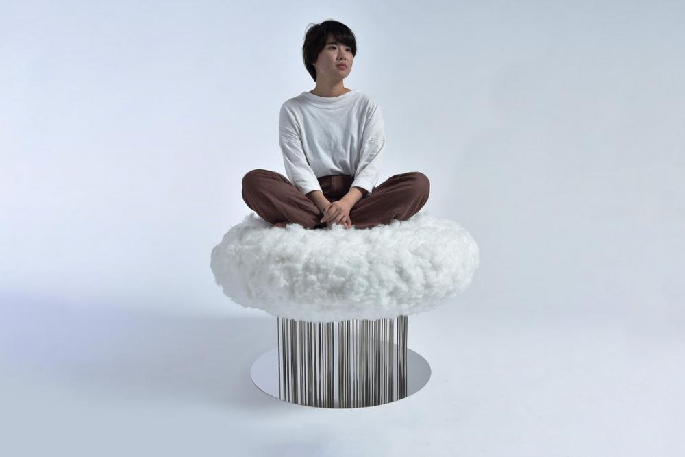 Уютная мебель для Вашего дома: эксклюзивный «стул-облако» украсит любой интерьер!
