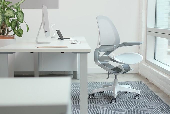 Инновационная офисная мебель для улучшения вашей осанки