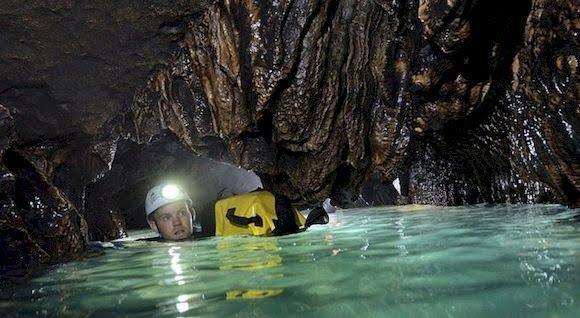 Гуфр-Берже – пещера, от которой лучше держаться подальше…