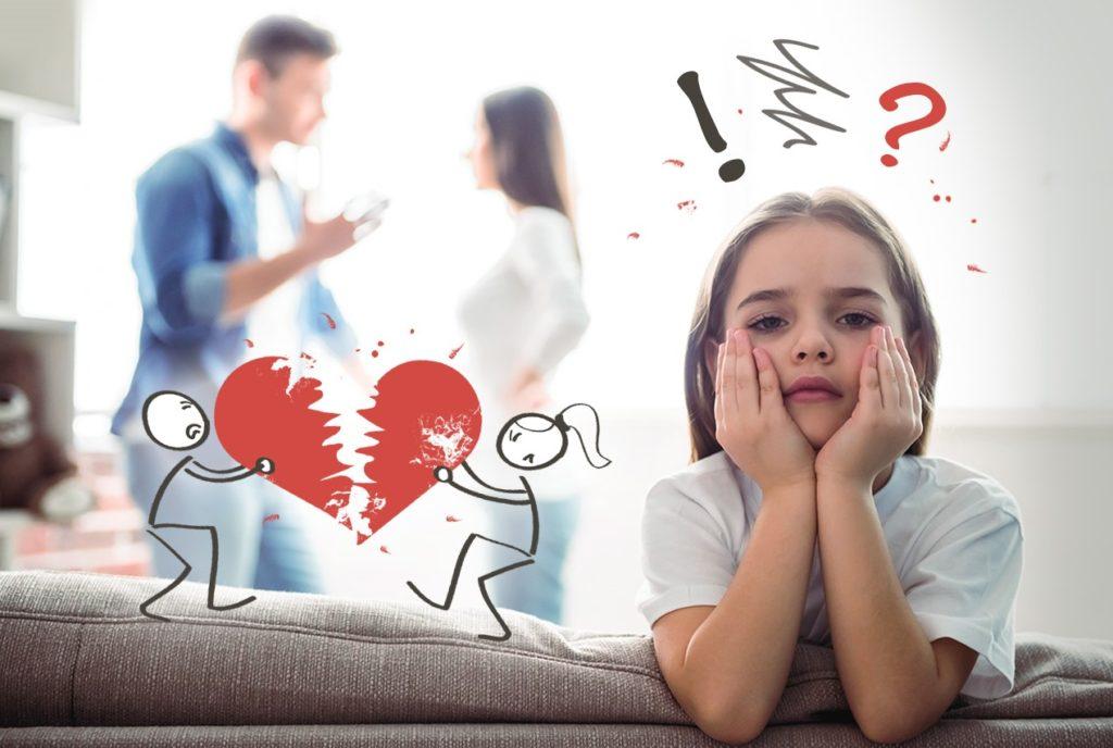 «Должны ли мы оставаться вместе ради детей?»