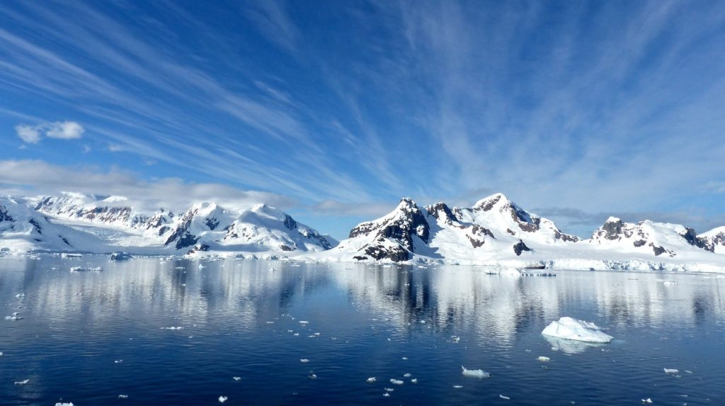 В Антарктиде обнаружен новый неизведанный остров