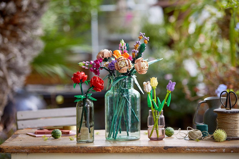 Дайте волю своему творчеству! Создайте цветы, которые никогда не завянут!