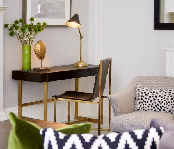 Как обычная двухкомнатная квартира превратилась в жилье высокого класса