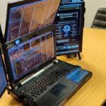Сбылась мечта биржевого трейдера – эта сверхфункциональная мобильная рабочая станция с 7 дисплеями обойдется в 20 000 долларов