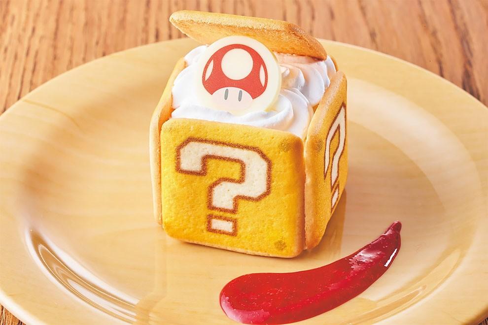 Еда, вдохновленная миром Марио