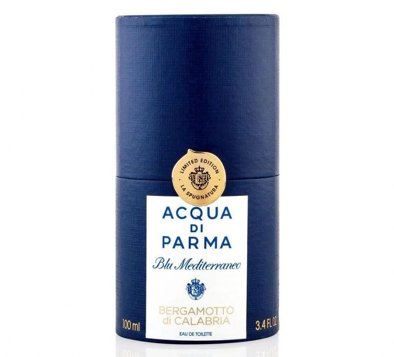 Acqua di Parma представляет новое издание - лимитированный аромат Bergamotto di Calabria La Spugnatura