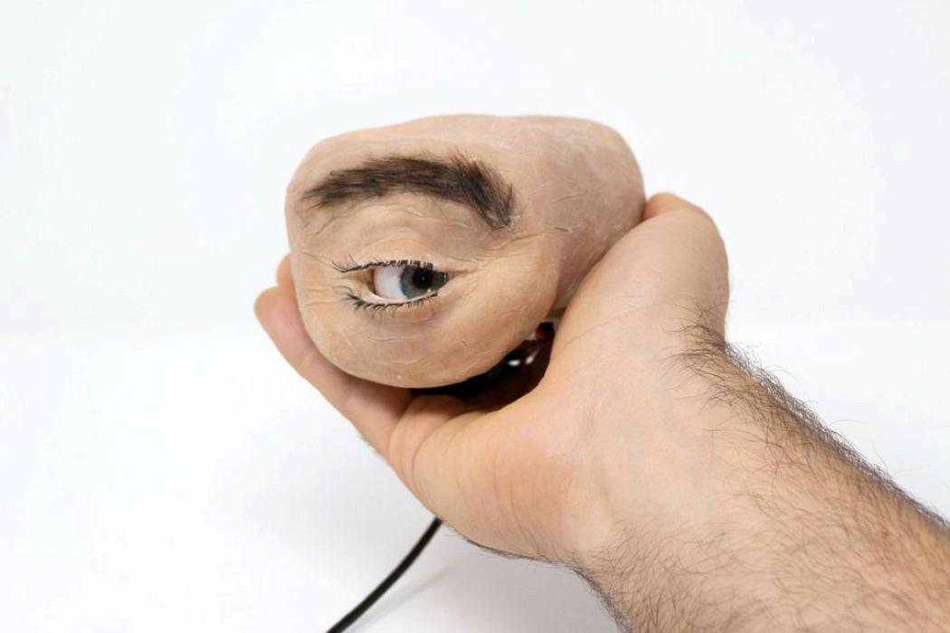 Эта web-камера выглядит и ведет себя как человеческий глаз ...